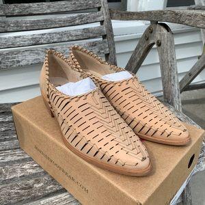 Matisse Leather Slip on Booties